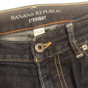 Just like new Banana Republic Men's Straight Jeans